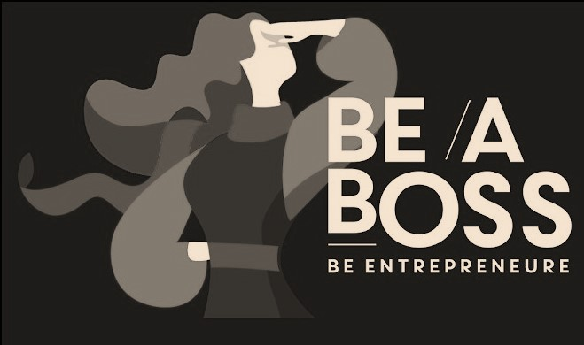 be a boss sepia